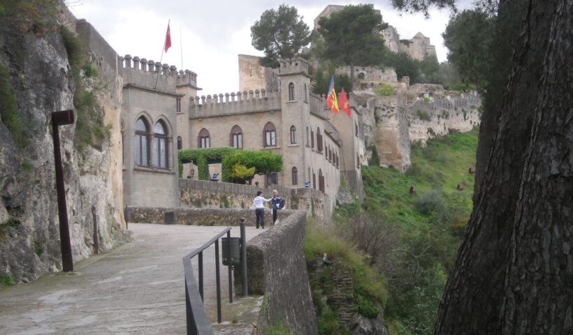 rutas castillos valencia