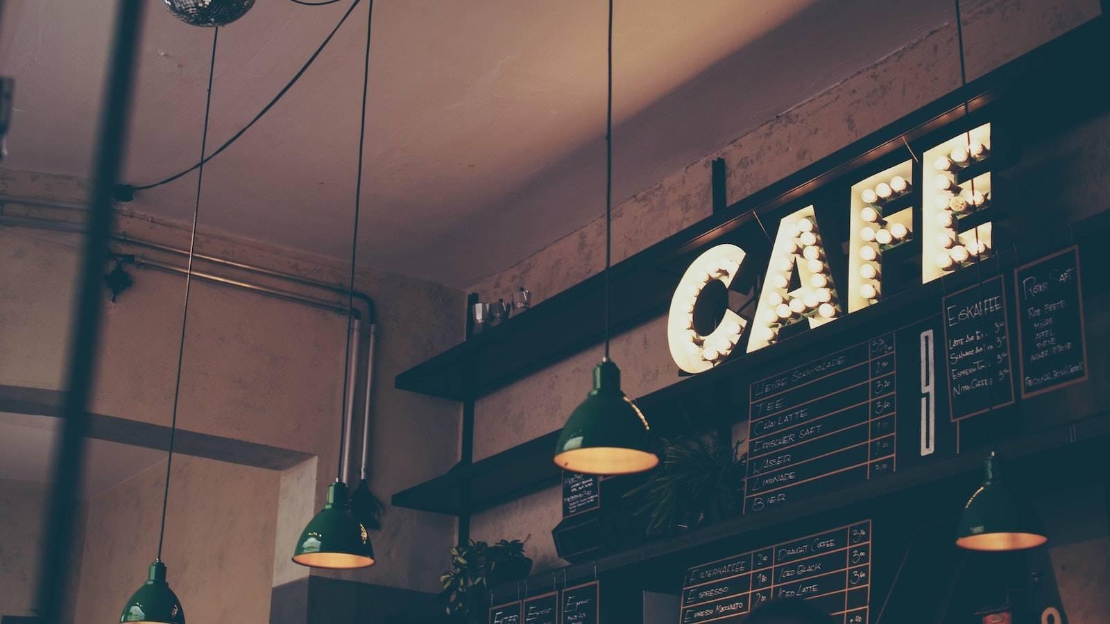 cafeterias valencia