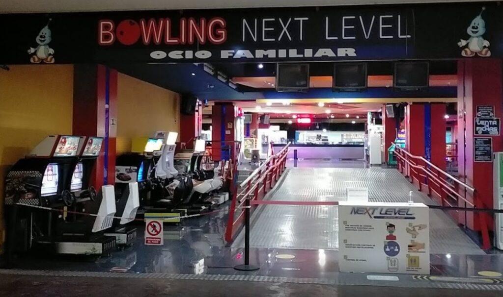 Bowling Next Level MN4