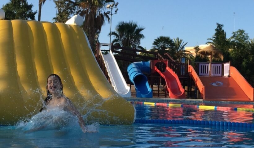 TOP 3 parques acuáticos para estar más fresquito en Valencia