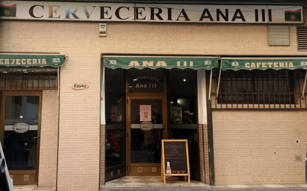 Bar Restaurante Ana 3